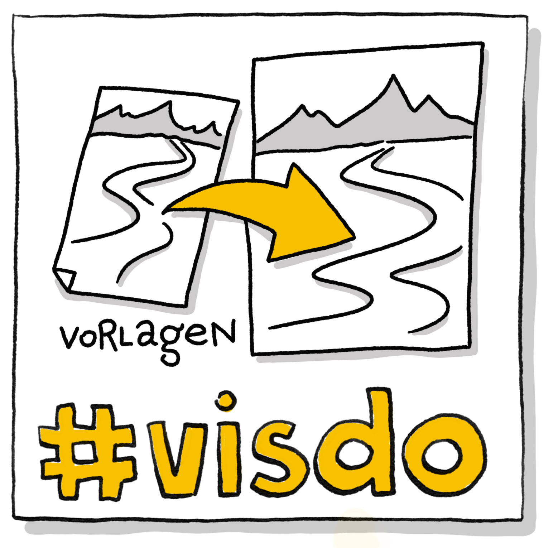 visdo_12 – Vorlagen für das Flipchart | Blog der ReferentInnen-Akademie