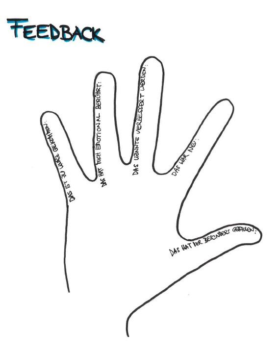 Hand Mit Gebogenen Fingern Gesten Vektor