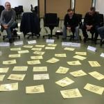 Eine Präsentation am Boden: Methodenüberblick