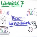 Immer mit Ziel-orientierung: Jede Methode, jede Intervention, jeder Impuls muss auf das definiere Ziel ausgerichtet sein.