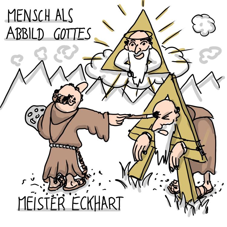 Der Ursprung des Bildungsbegriffs liegt im Mittelalter. Menschen sollten als Abbild Gottes geformt werden, also als Teil einer großen Geschichte funktionieren.